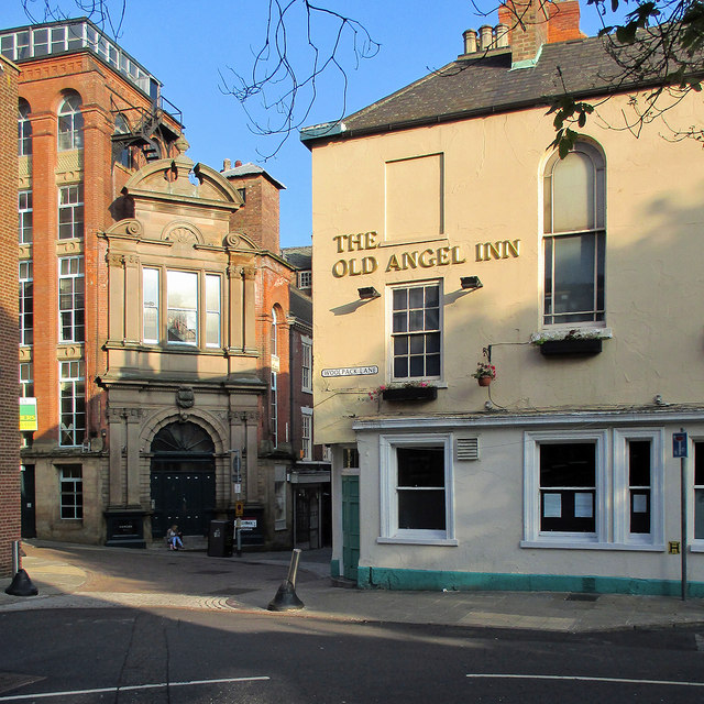 The Old Angel Inn