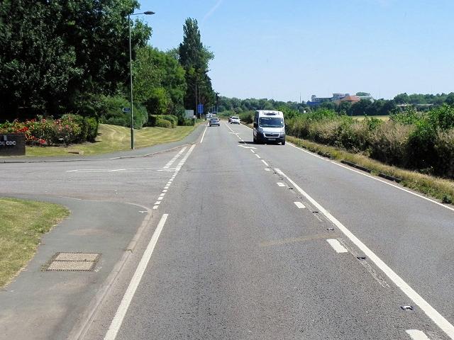 Hythe End, Windsor Road
