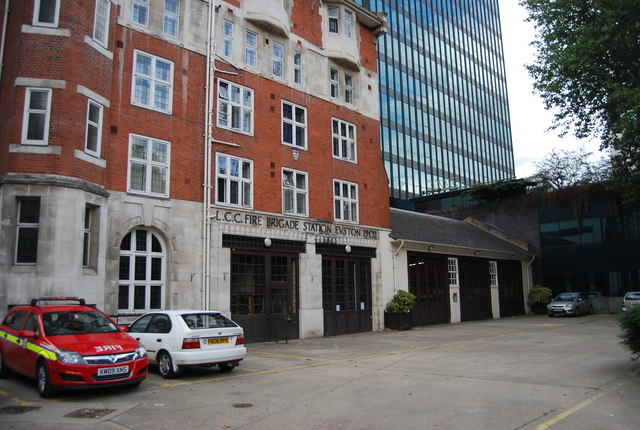 Euston Fire Station