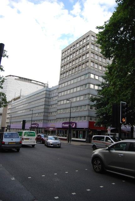 Premier Inn, Euston Rd