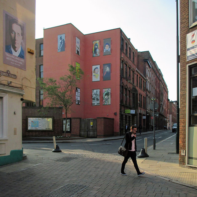 Stoney Street: Nottingham legends