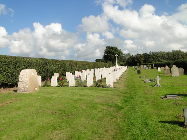 Cemetery at Scottow