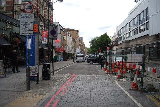 Chalton St