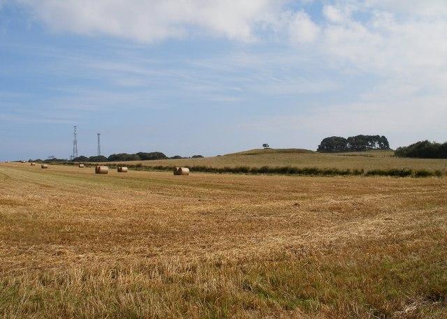 Seamer Beacon from Irton Moor