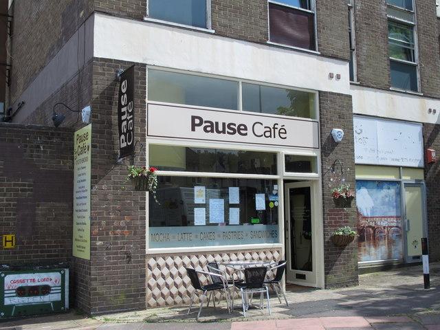 Pause Café, New England Road, BN1