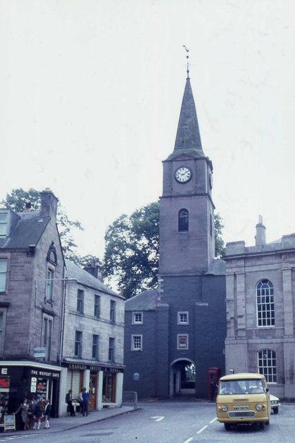 The Bridewell Jail, Jedburgh