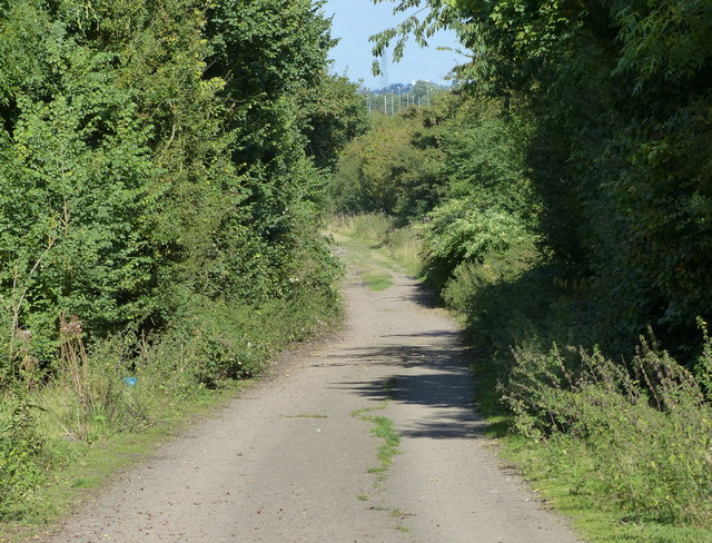The Fosse Way near Enderby