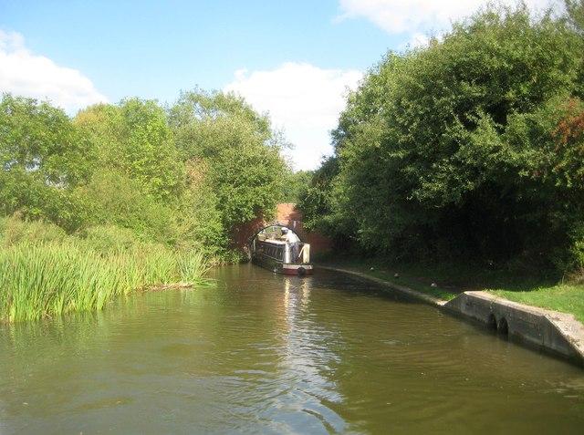 Grand Union Canal: Aylesbury Arm: Wilstone Feeder