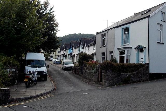 Dunns Close, Mumbles, Swansea