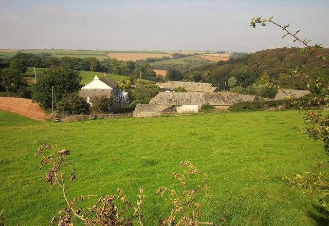 Mattiscombe Farm