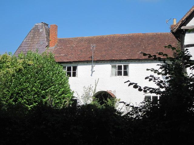 Oast House at Stone Farm, Broadwas