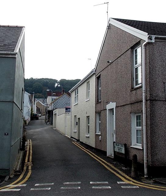 William Street, Mumbles, Swansea
