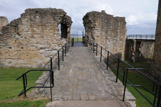 Inner Gatehouse, Flint Castle
