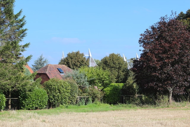 Oast House at White House Court, Suckley