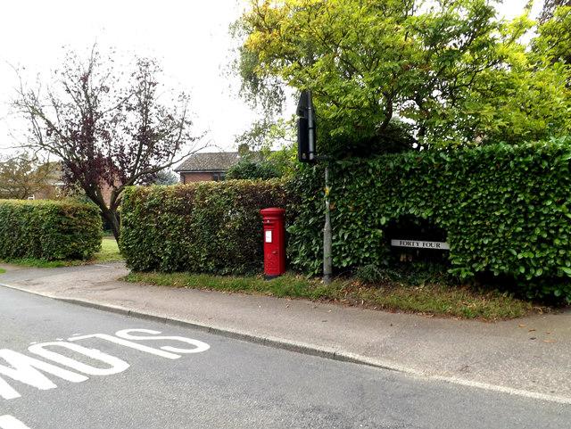 Keswick Road Postbox