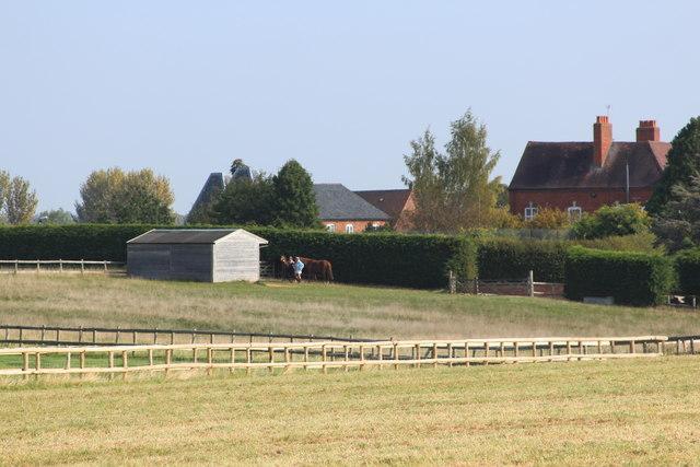 Oast House at Greathouse Farm, Leigh
