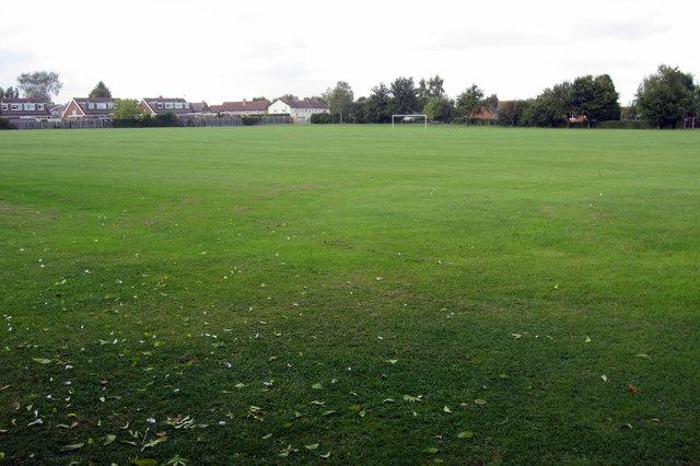 Haynes playing field