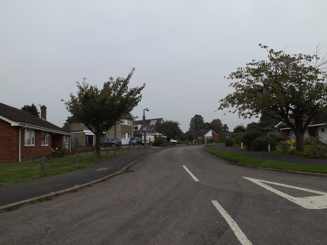 Mark Lemmon Close, Cringleford