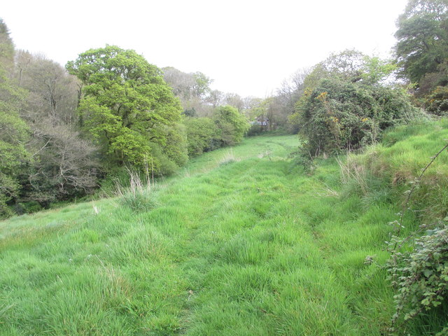 Path near Slip Wood