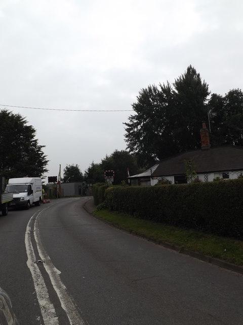 Keswick Road & Low Road Crossing