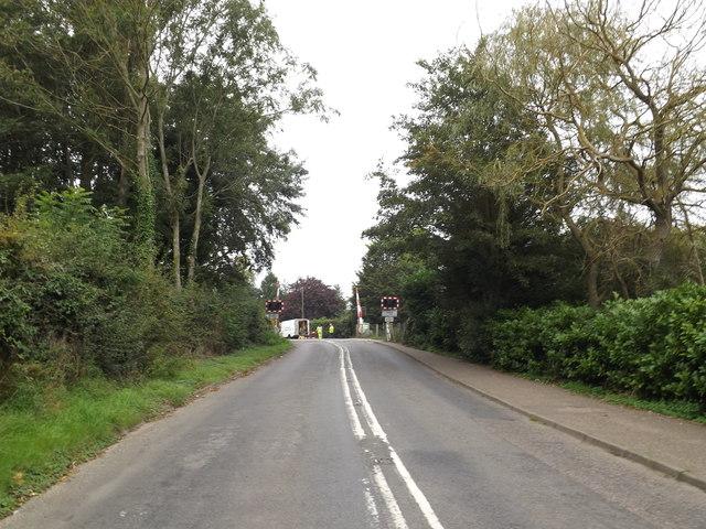 Low Road & Low Road Crossing