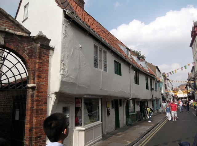 Our Lady's Row, Goodramgate, York