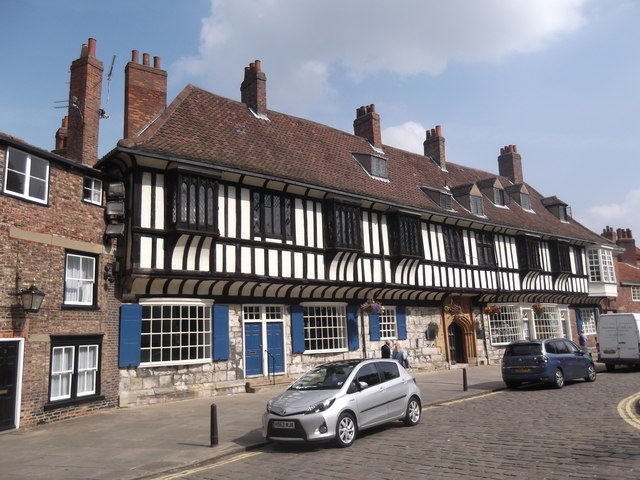 St William's College, College Street, York