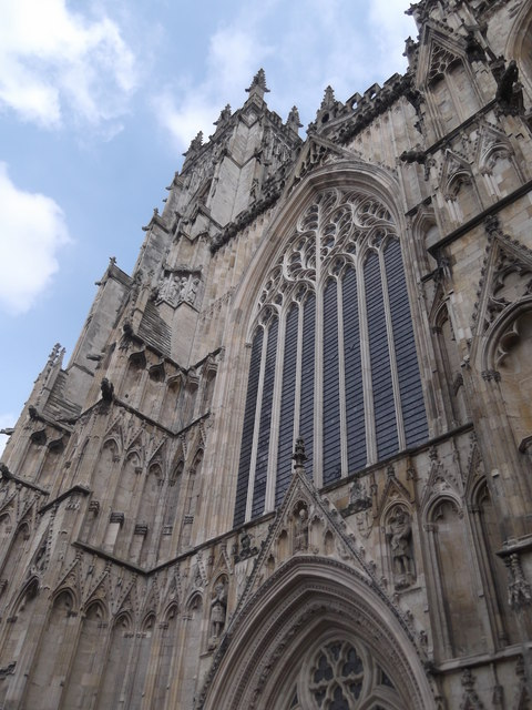 West front window, York Minster