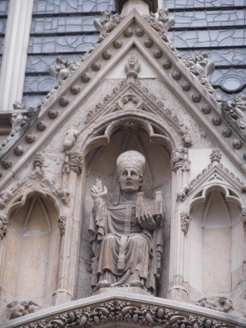 Carving, York Minster