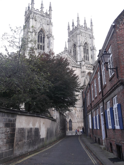Precentor's Court, York