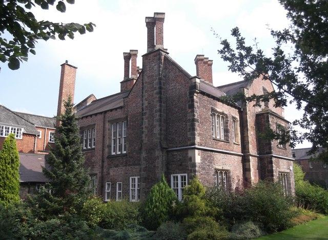 Campus building, York St John University, Lord Mayor's Walk