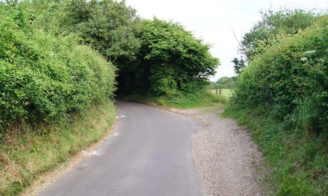 Field access - Waltham Lane