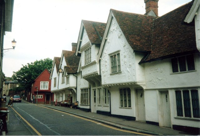 Houses in Church Street
