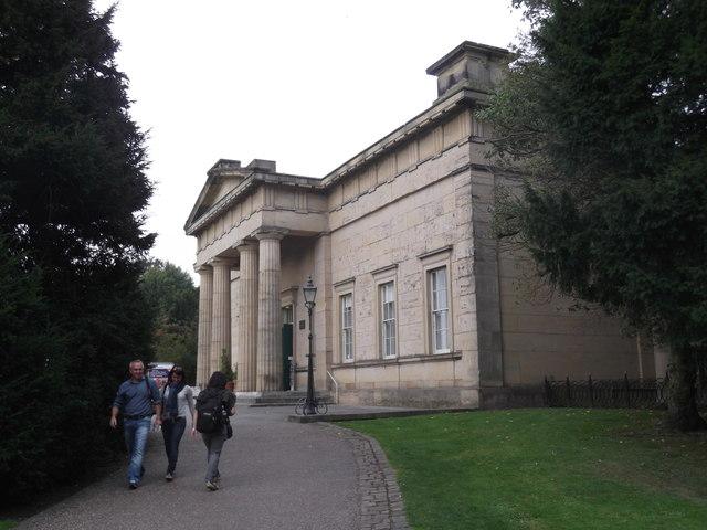 Yorkshire Museum, Museum Gardens, York