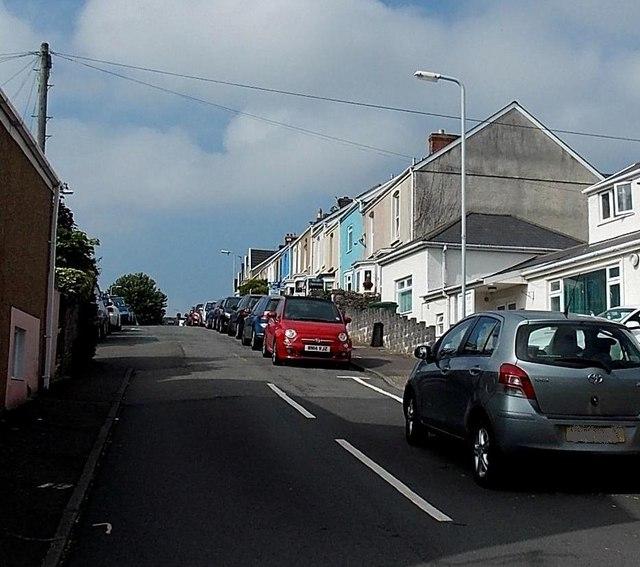 Victoria Avenue, Mumbles, Swansea