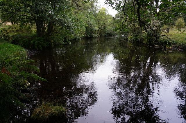 Errochty Water, Glen Errochty