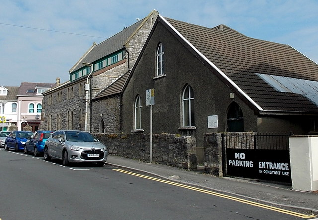 Tabernacle Church Hall, Mumbles, Swansea