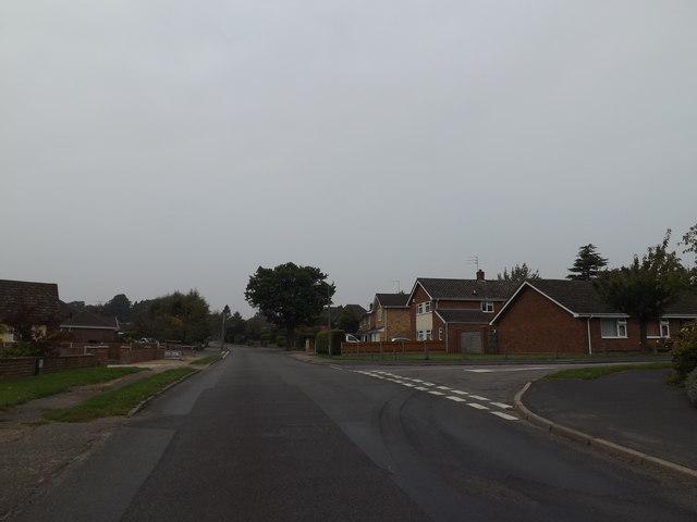 Keswick Road, Cringleford