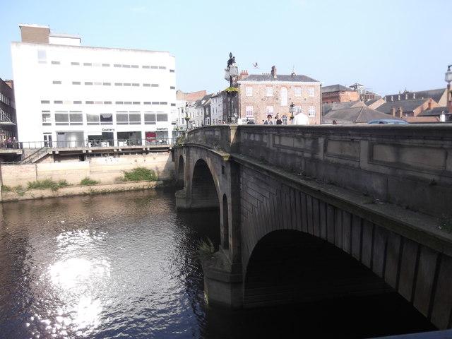 Ouse Bridge, York