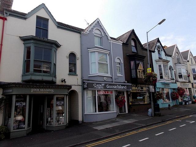 Goose Island, Mumbles, Swansea