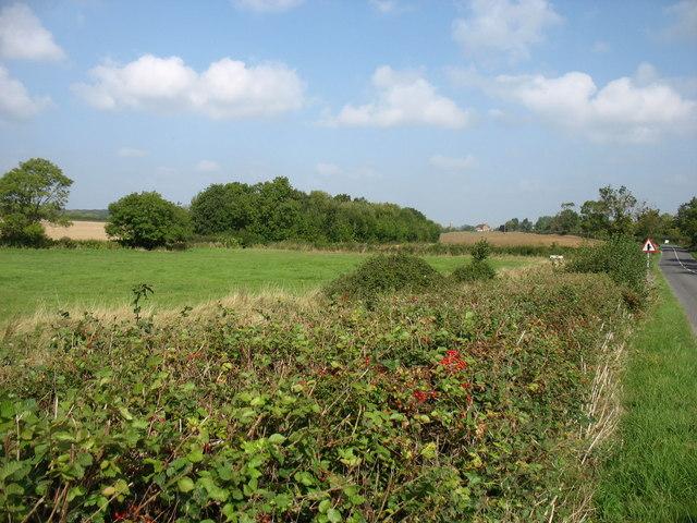 Country near Admington