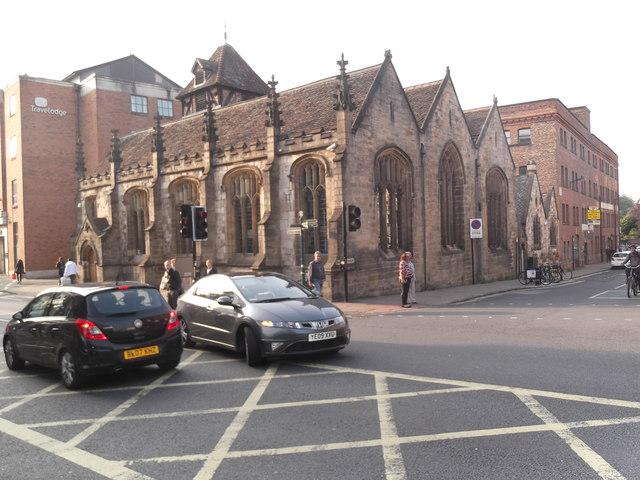 St John's Church, Micklegate, York