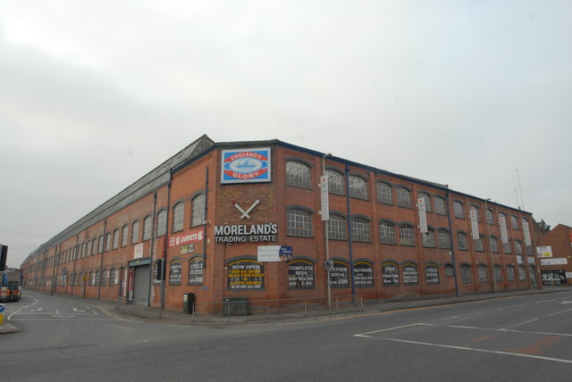 Moreland's match factory, Gloucester