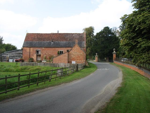 Part of Talton Lodge