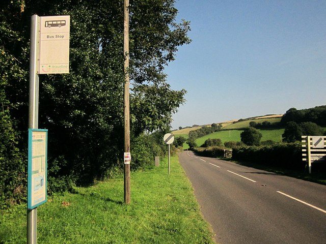 A379 at Stokenham