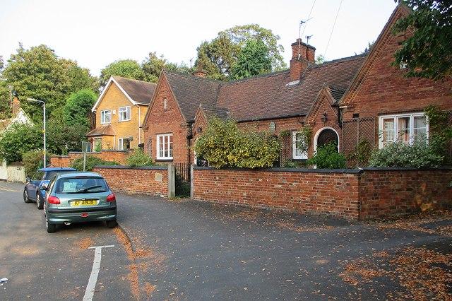 Ruddington: Widows Cottages