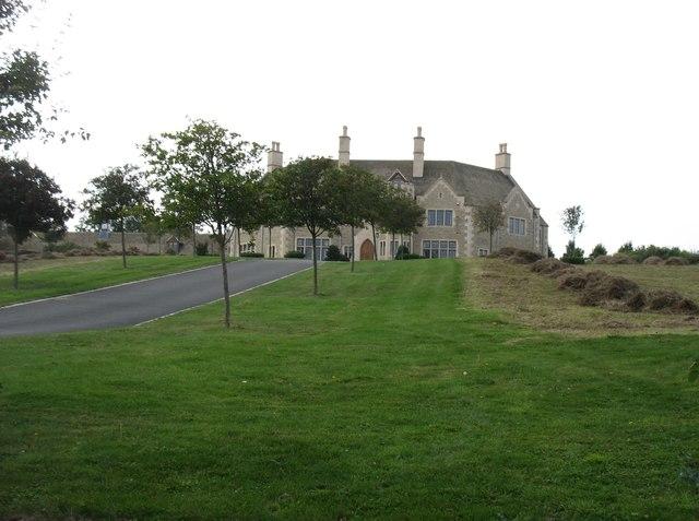 Crimscote Hill House