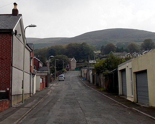 Federation Lane, Pontycymer