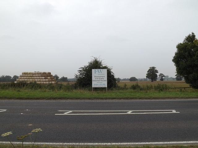 Field & F W Properties sign