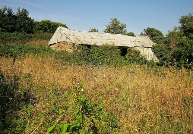 Barn, Stokenham